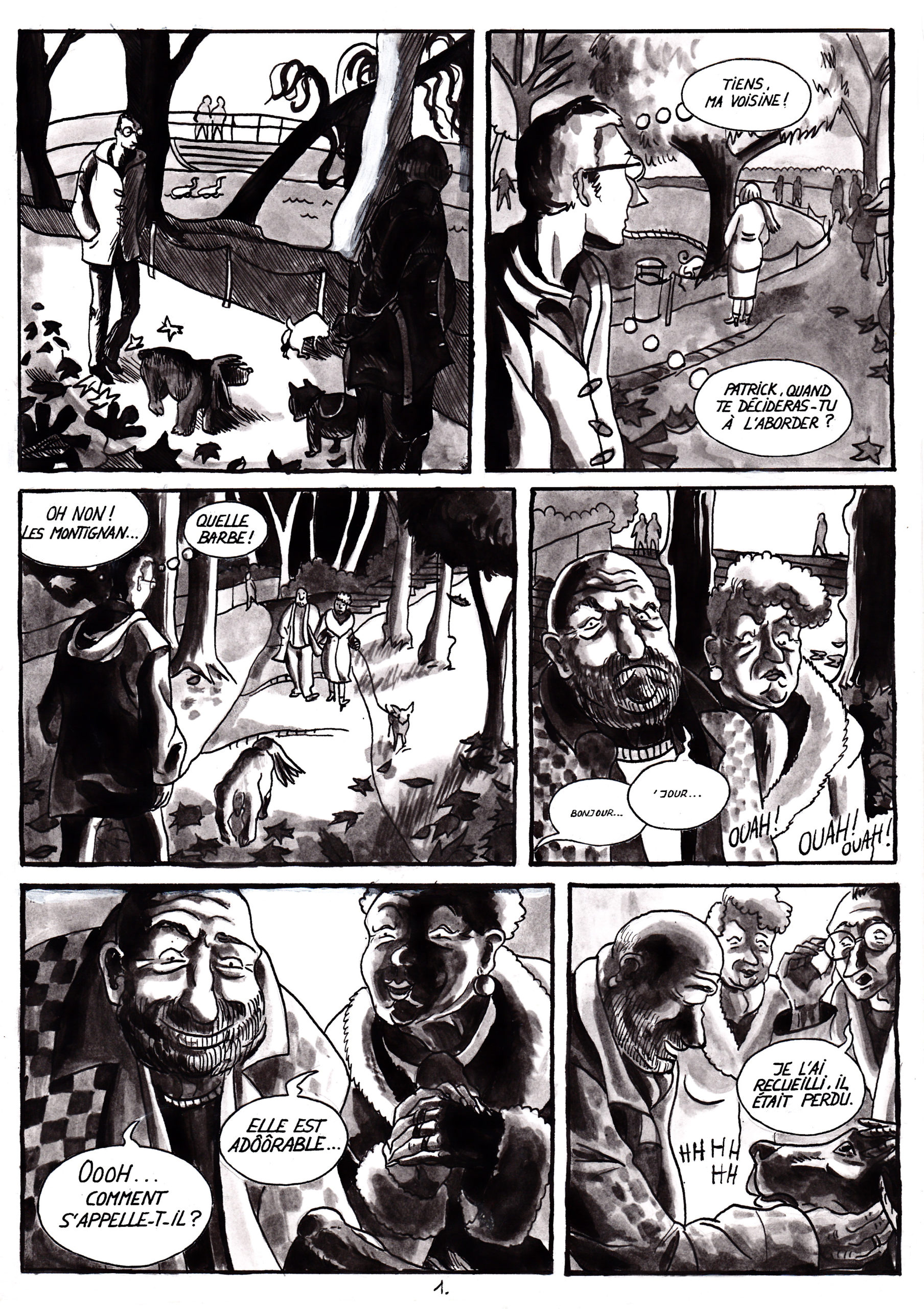 Pataud page 1 propre